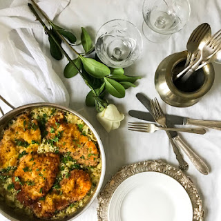 Chicken Cutlet And Rice Recipes.