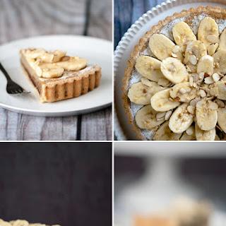 Banana Frangipane Tart Recipe