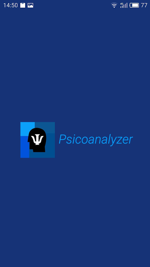 Psicoanalyzer- screenshot