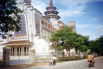 Photo: nhà thờ dòng Mến Thánh Giá