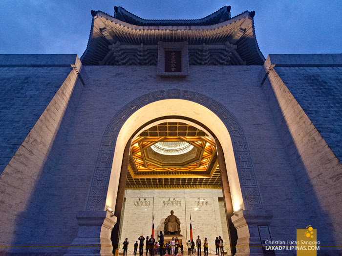 Taipei Day Tour DIY Chiang Kai-shek Memorial Hall