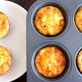 Easy Zero Carb Egg Muffins