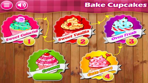 烘烤蛋糕 - 烹饪比赛