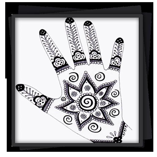 Drawing Henna Art Tutorial - Apps on Google Play