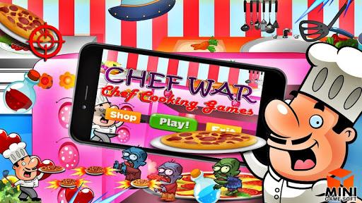 ハッピーシェフの料理ゲーム