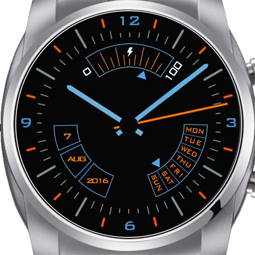 Modern Watch Face HD