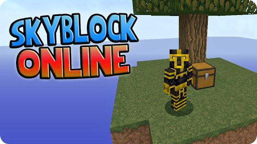 Skyblocks Map for Minecraft PE 1.1 screenshots 1