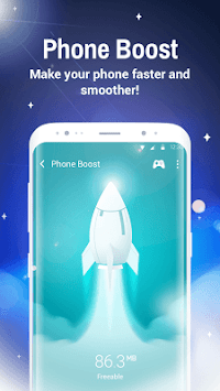 Clean Master (Boost Antivirus) APK screenshot thumbnail 4