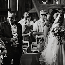 Wedding photographer Monika Dziedzic (zielonakropka). Photo of 29.08.2018