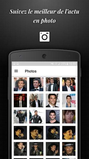 PurePeople: actu & news people screenshot