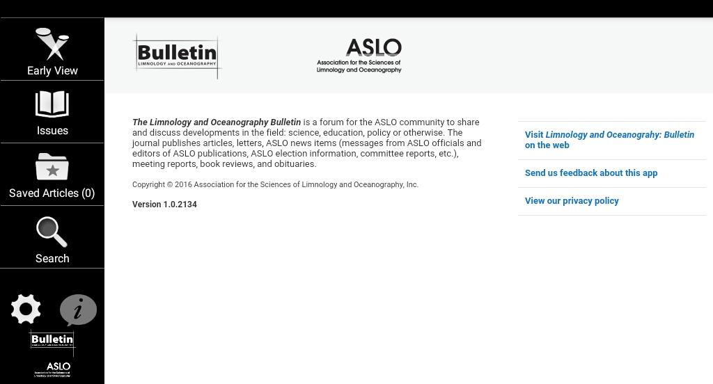 L&O Bulletin- screenshot