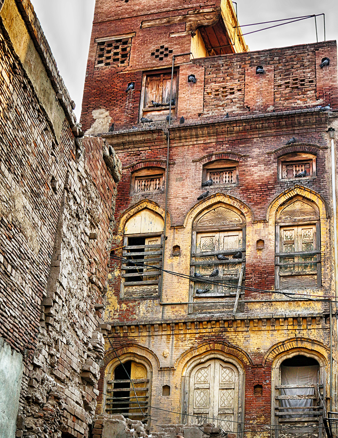 by Abdul Rehman - Buildings & Architecture Decaying & Abandoned (  )