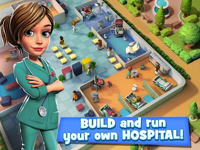 Dream Hospital MOD – Health Care Manager Simulator (Unlimited Gold/Diamonds) 8
