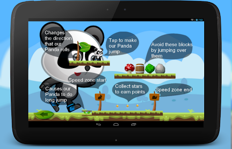 Jungle Panda Run Legend Dash screenshot 2