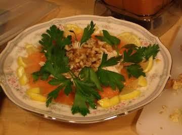 Carrot Bouillon