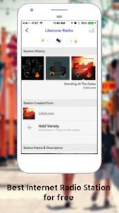 Pandora free Music - náhled