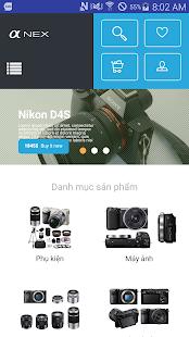 Tải Máy ảnh Sony APK