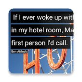 Famous hotel quotes