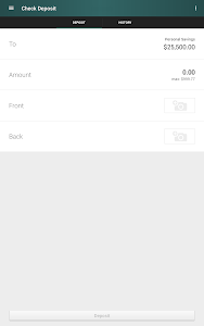 CFCU Mobile banking screenshot 14