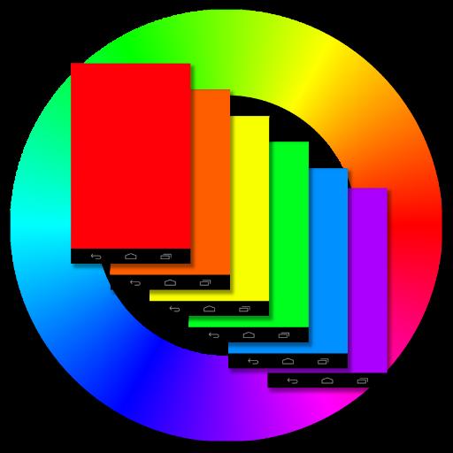 挑選一個五彩夜燈 醫療 App LOGO-硬是要APP