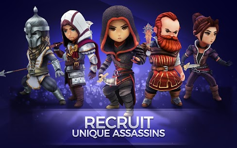 Assassin's Creed Rebellion 1.1.1 (Free Shopping) Mod Apk + OBB Data 9