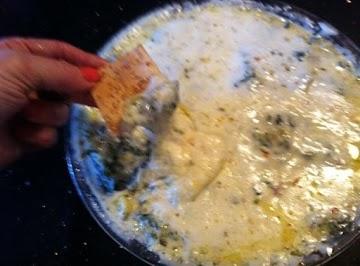 Spinach N Artichoke Dip Recipe