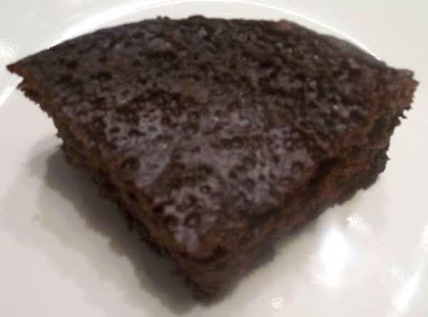 Chocolate Crock Pot Cake