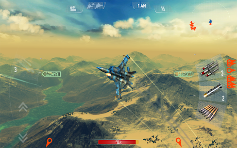 Sky Gamblers Air Supremacy APK MOD 1.0.4 5