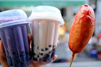楊家珍珠奶茶(南投菜市場)