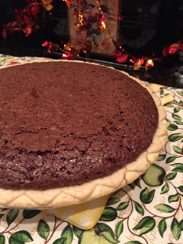 Decadent Fudge Pie Recipe
