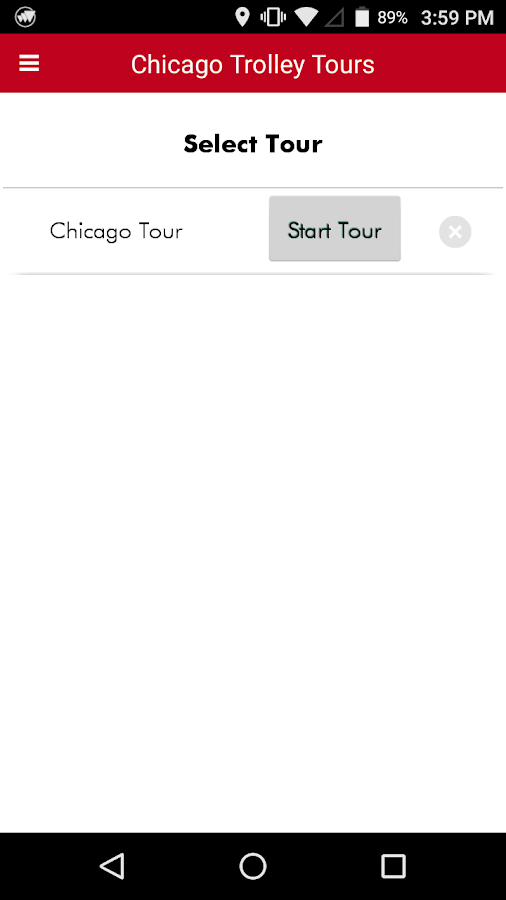 Chicago Trolley Tour- screenshot