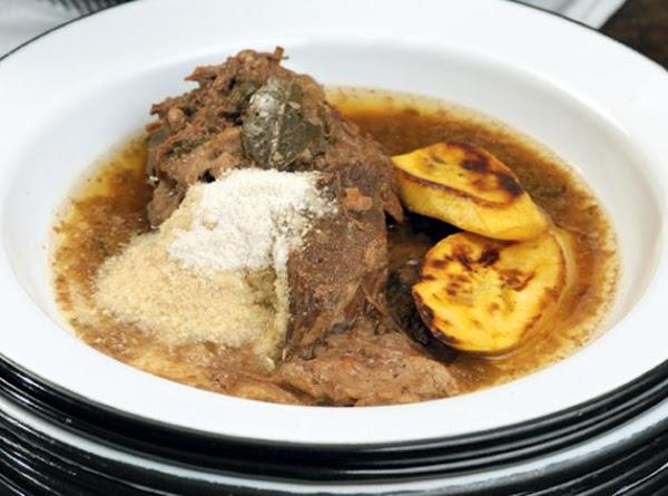 Barreado - Typical Dish Of  Parana State, Brazil. Recipe