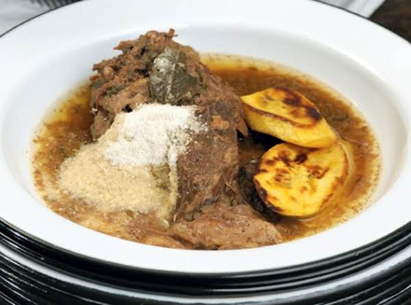 Barreado - Typical Dish Of  Parana State, Brazil. Recipe
