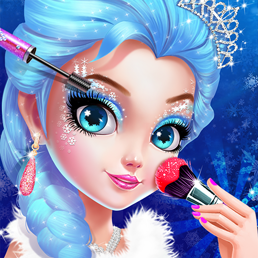 👸👸Princess Makeup Salon 5 - Fashion Salon Lite