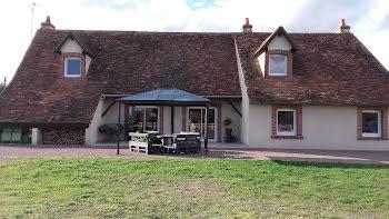 maison à Le Moulinet-sur-Solin (45)