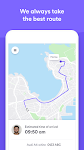 screenshot of Cabify