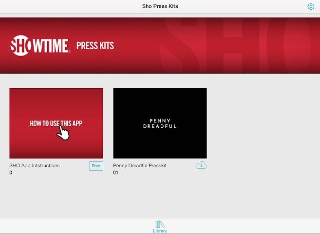 android Sho Press Kit Screenshot 1
