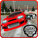Police Car  Chase  Crime City icon
