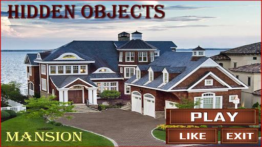 Hidden Objects Mansion Secrets
