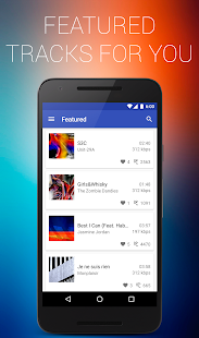 Free Music Downloader- screenshot thumbnail