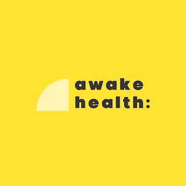 Awake Health - Logo template