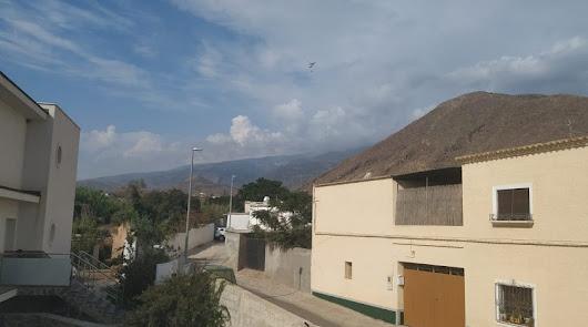 El tribunal ratifica la pena de cárcel al acusado de generar un fuego en Almería