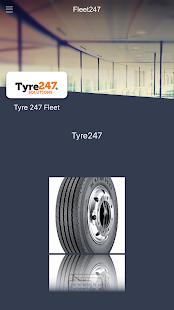 Tyre 247 Fleet - náhled
