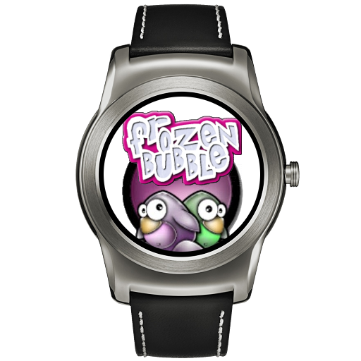 Frozen Bubble For Android Wear- screenshot