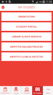 Griffith College- screenshot thumbnail