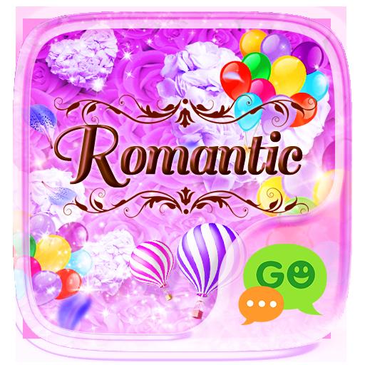FREE-GO SMS PRO ROMANTIC THEME