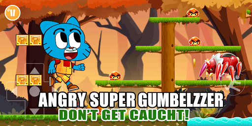 Télécharger Gratuit Super Gumbellzer Adventure apk mod screenshots 2