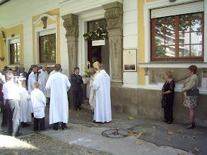 Photo: Megáldási ceremónia /6