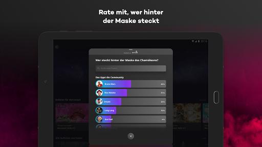 Masked Singer App screenshot 19