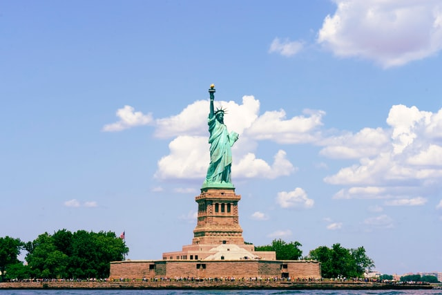 The Statue of Liberty New York